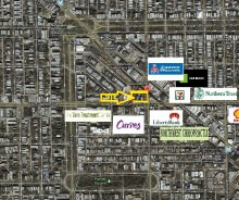 Logan Square Stop Light Corner Land Site – 2 Full City Lots