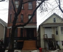 All Brick Multi Family Located in the Heart of Humboldt Park