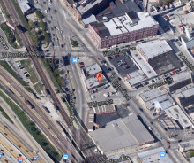 CORNER Retail Space in Bucktown – Armitage / Ashland / Elston intersection