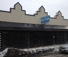 Lender owned 5,200+ Sq Ft Commercial / Retail Space with 14′ Ceilings