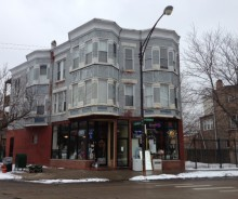 Mixed Use Investment Property Plus Vacant Side Lot in Humboldt Park