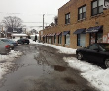 Mixed Use Building with Extra Lot for Parking in Portage Park