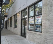 Corner Retail / Office Space Bank Owned For Sale on South Michigan Ave