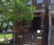 2-unit Leased Brick Apartment Building in West Garfield Park