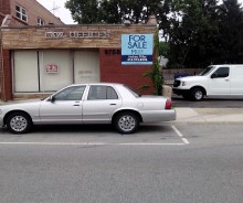 LENDER OWNED Retail-Office Space / Single User Office Building on Grand Ave in Franklin Park