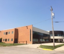LENDER OWNED Office / Flex / Industrial Building (Former School / Training Facility) in Melrose Park