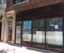 Andersonville/ Edgewater Retail on Broadway near Bryn Mawr – High Visibility, 2 blocks to Red Line